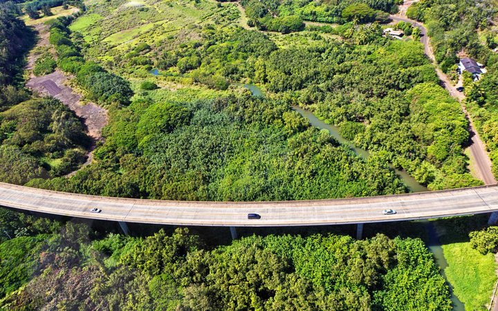 Kauai, Hawaii reopens Kuhio Highway
