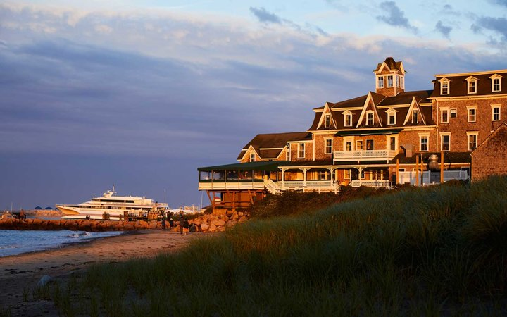 Block Island Beach House Hotel