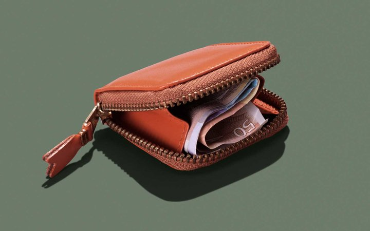 small wallets for women