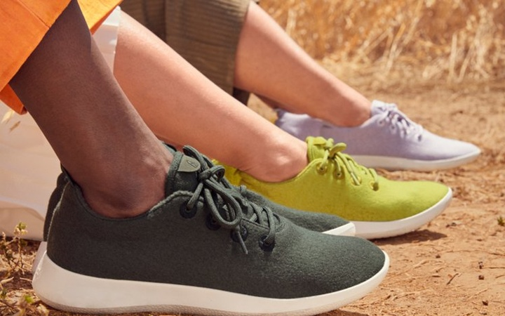 Allbirds Savanna Limited Edition Colors