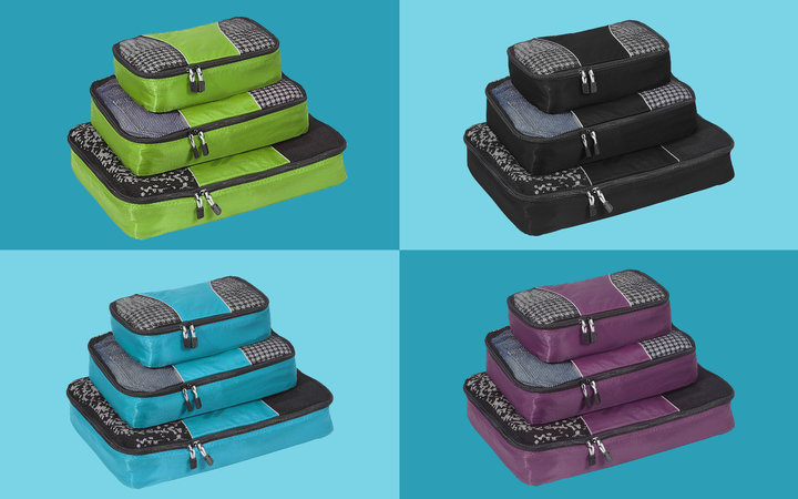 eBags Best-Selling Packing Cubes
