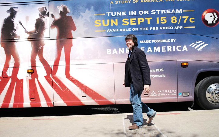 Ken Burns and Country Music Stars Discuss Upcoming film  Country Music
