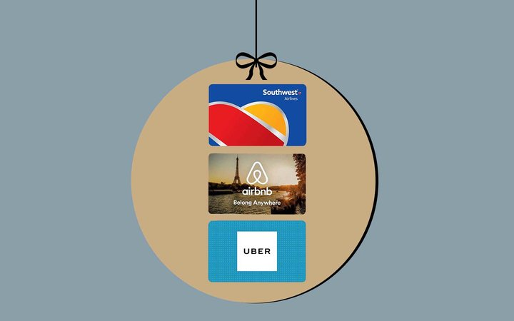 Travel Gift Cards