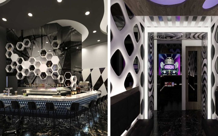 Kamu Karaoke Bar Opens in Las Vegas in January
