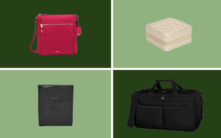 Nordstrom Luggage Tout