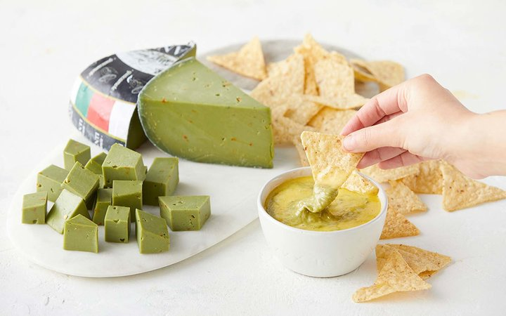 Guacamole Cheese Now Exists—But Is it Healthy?