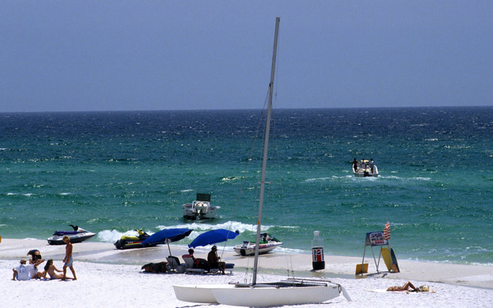 Uncrowded Florida Beach Towns