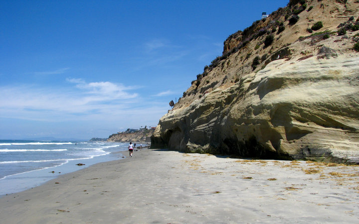 Fletcher Cove, Solana Beach, California