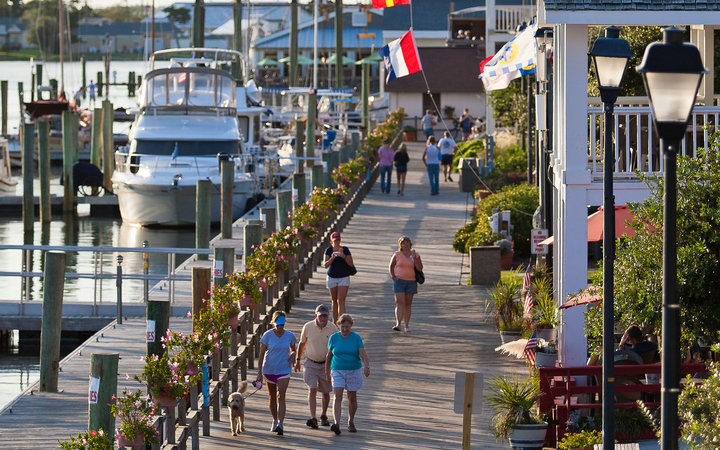 Small seaside towns in north carolina interior design for Best small towns in north carolina
