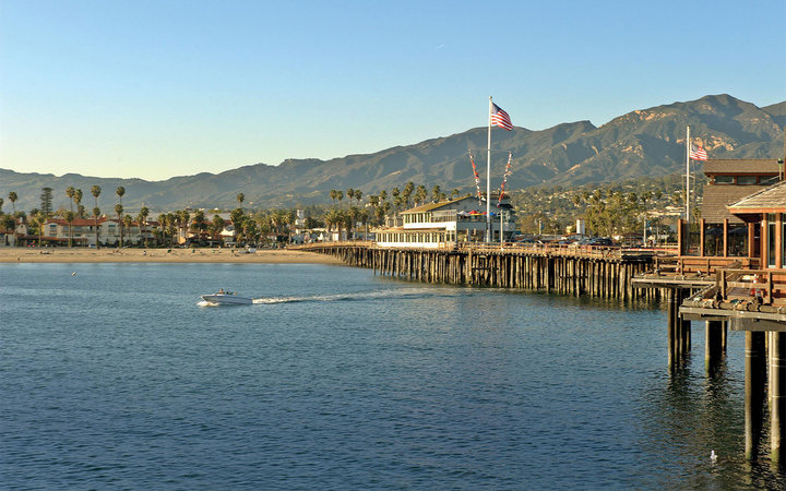 Santa Barbara, California best places to travel in november