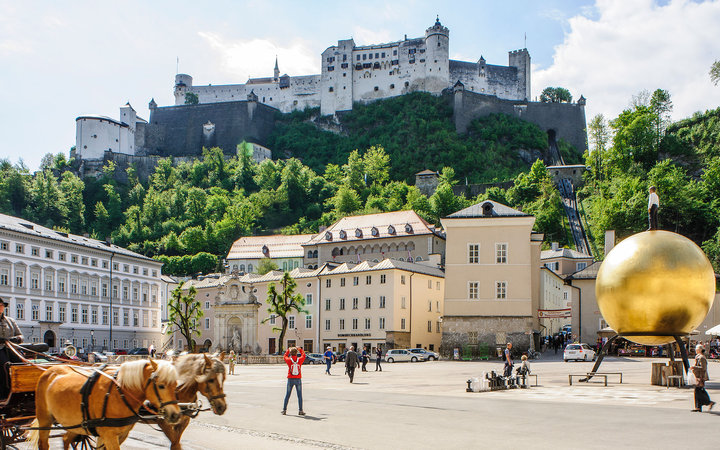 Best Countries for Solo Travelers: Austria
