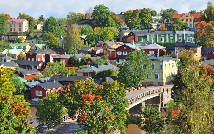 Best Countries for Solo Travelers: Finland
