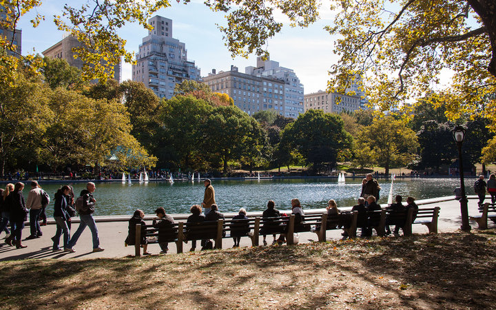 World's Most-Visited Tourist Attractions: Central Park, New York City