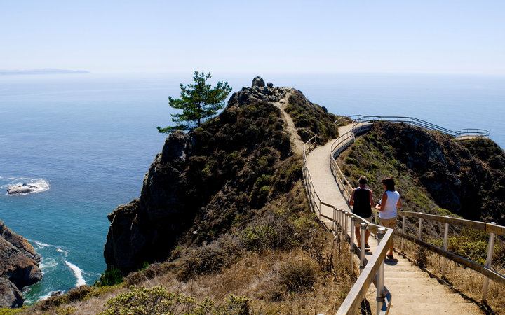 World's Most-Visited Tourist Attractions: Golden Gate National Recreation Area, San Francisco