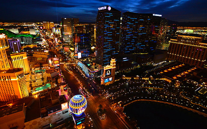 World's Most-Visited Tourist Attractions: Las Vegas Strip