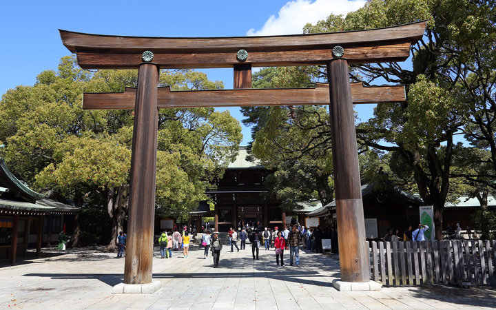 World's Most-Visited Tourist Attractions: Meiji Jingu Shrine, Tokyo