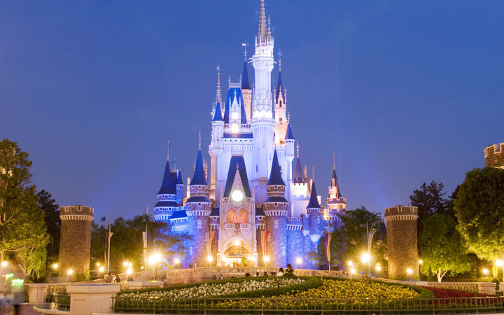 World's Most-Visited Tourist Attractions: Tokyo Disneyland