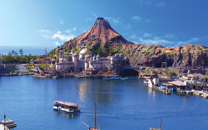 World's Most-Visited Tourist Attractions: Tokyo DisneySea