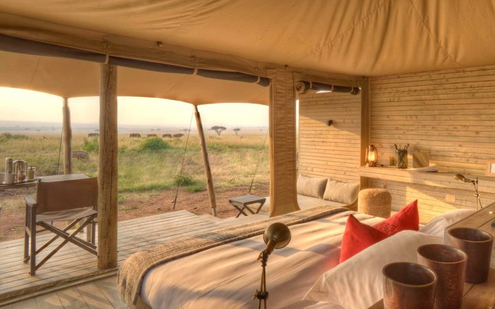andBeyond Kichwa Tembo Tented Camp Safari Lodge in Africa