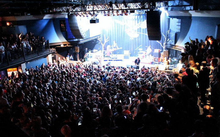 America 39 s coolest music venues travel leisure for 1980s house music