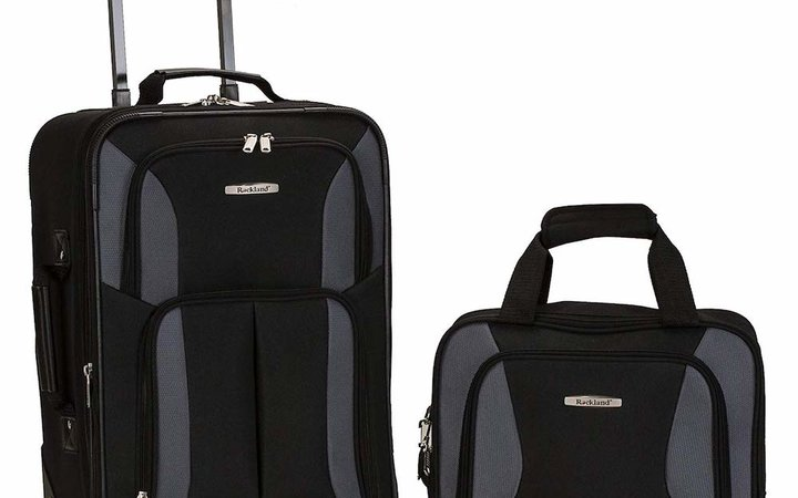 The Last Luggage Deal for Amazon Prime Day 2019, Two-Piece Set for Just $28