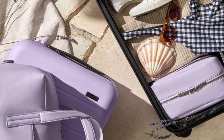 Away Limited-edition Lavender Suitcase
