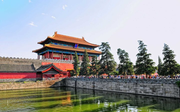 World's Most-Visited Tourist Attractions: Forbidden City, Beijing