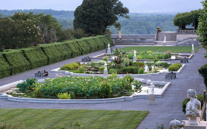 Beautiful Gardens french potagerlisa hubbard such a beautiful garden love the fence Americas Most Beautiful Gardens Biltmore Asheville