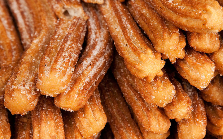 churros up close from all disney parks