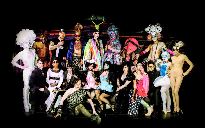 Susanne Bartsch FIT Exhibit