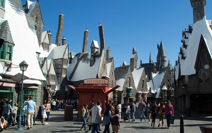 The Wizarding World of Harry Potter - Universal Studios