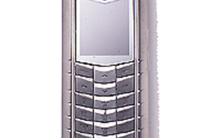 Vertu Ascent Collection, shown here, starts at $3,850.