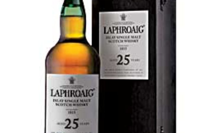 Courtesy of Laphroaig Single Malts