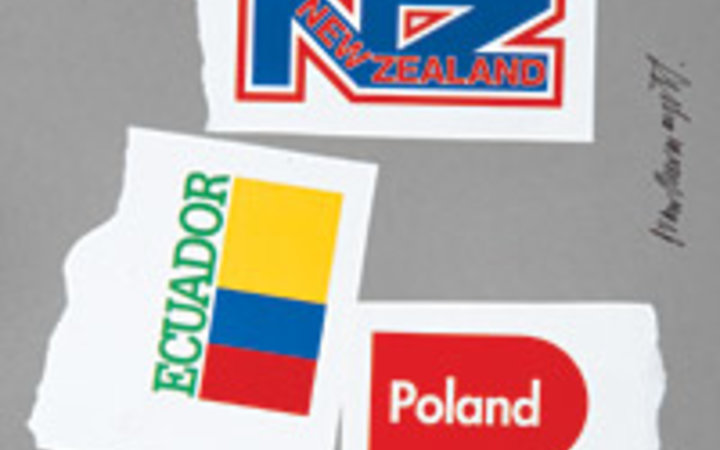 Ivan Chermayeff Entire countries are selling themselves with ever-more sophistcated branding campaigns.