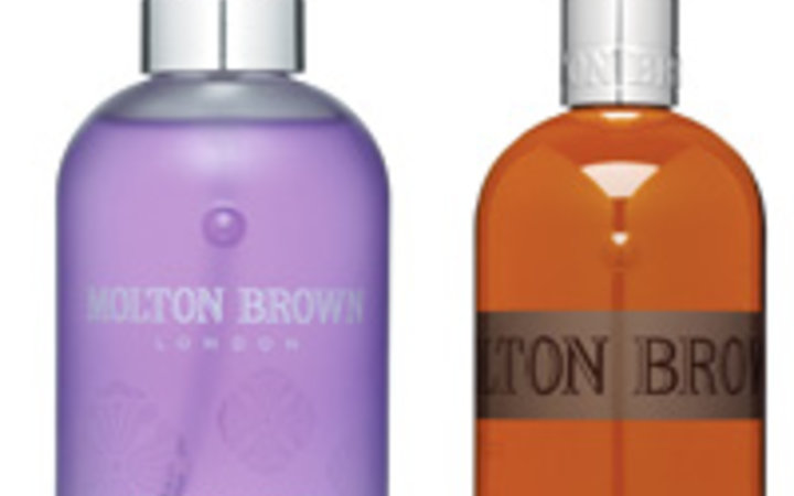 Courtesy of Molton Brown Molton Brown products.