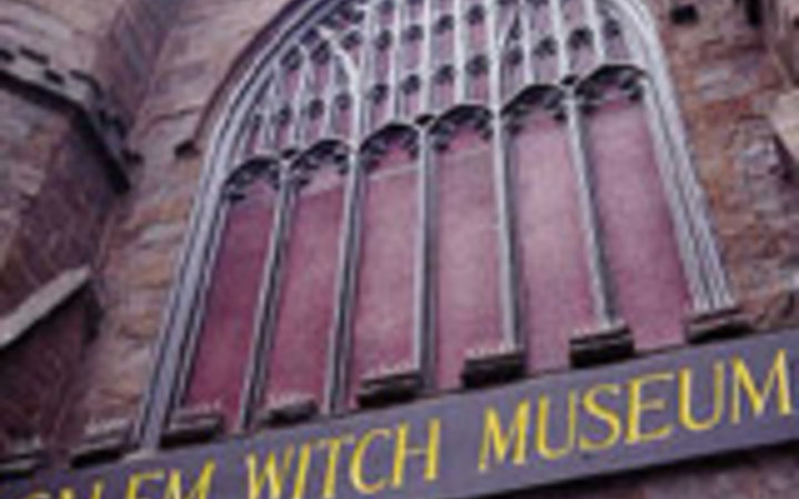 Reena Bammi The Salem Witch Museum