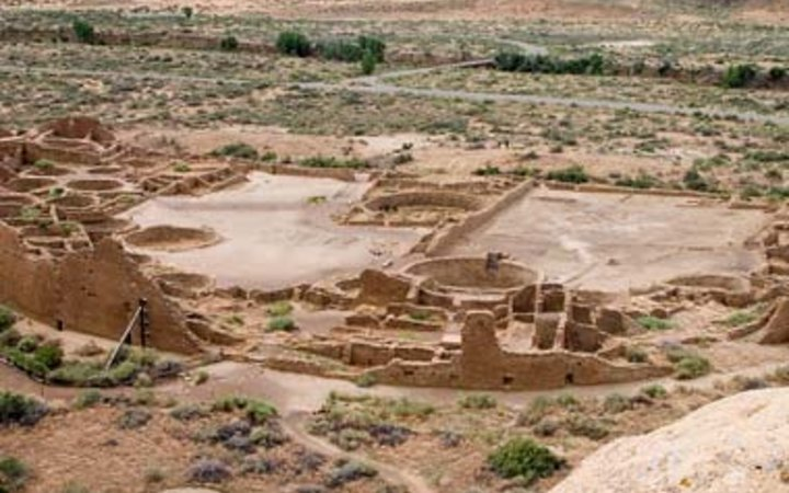 Gallo Campground Chaco Culture National Historic Site New