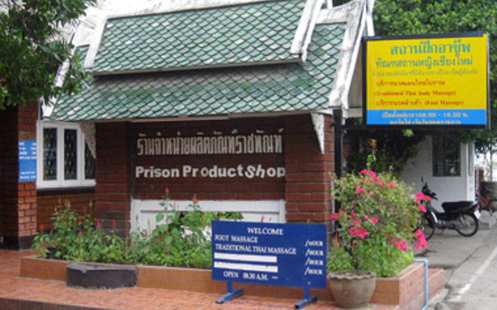 Image result for Chiang Mai Women's Prison Spa, Thailand