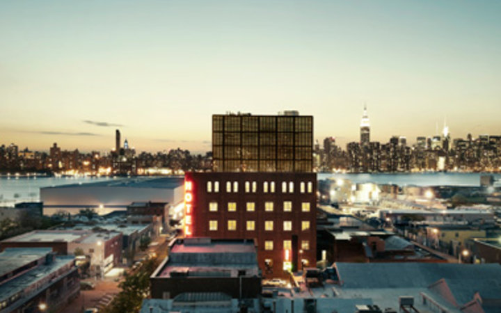 Wythe Hotel Brooklyn, New York