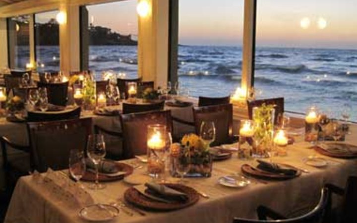 Most romantic restaurants los angeles ca adult dating for Romantic restaurants in california