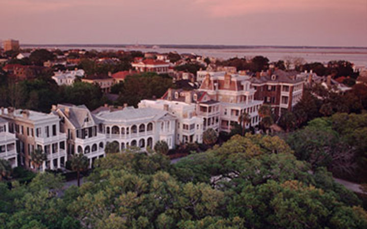 America's Best Cities For Getting Away With the Girls: Charleston