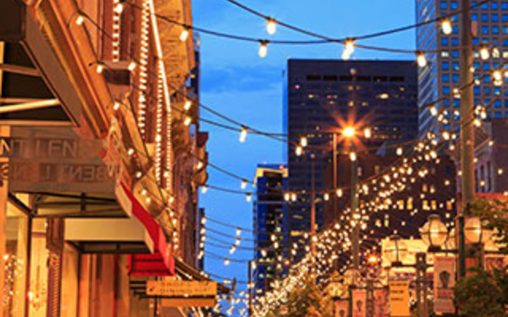 America's Best Cities For Getting Away With the Girls: Denver