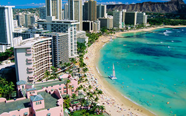 America's Best Cities For Getting Away With the Girls: Honolulu