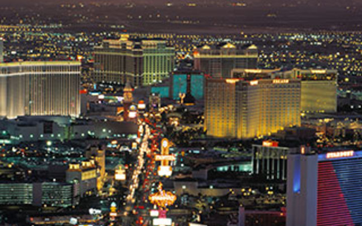 America's Best Cities For Getting Away With the Girls: Las Vegas