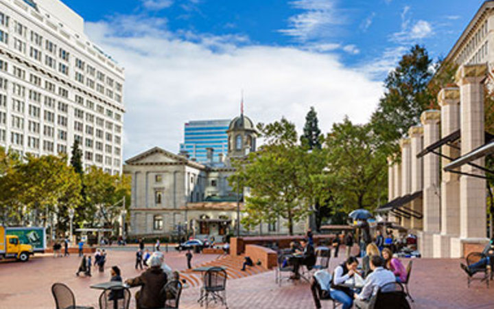 America's Best Cities For Getting Away With the Girls: Portland, OR