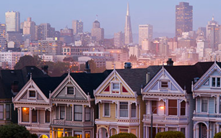 America's Best Cities For Getting Away With the Girls: San Francisco