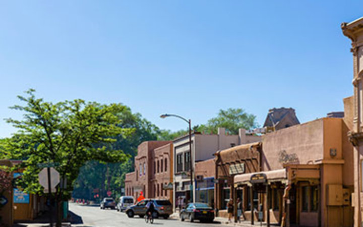 America's Best Cities For Getting Away With the Girls: Santa Fe