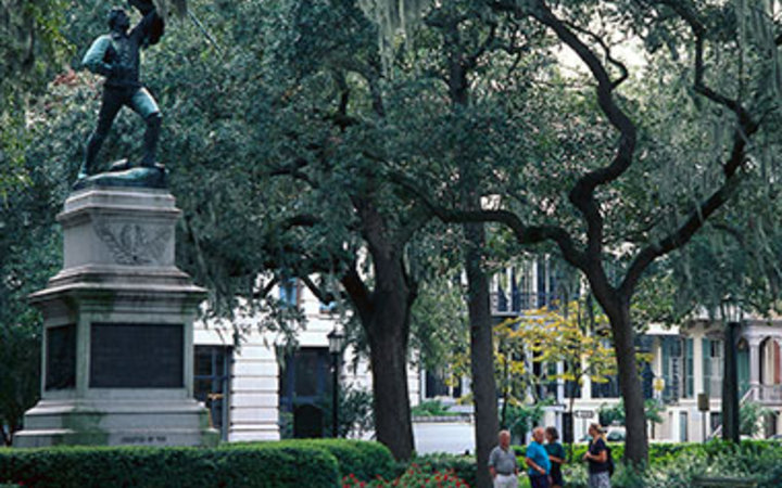 America's Best Cities For Getting Away With the Girls: Savannah