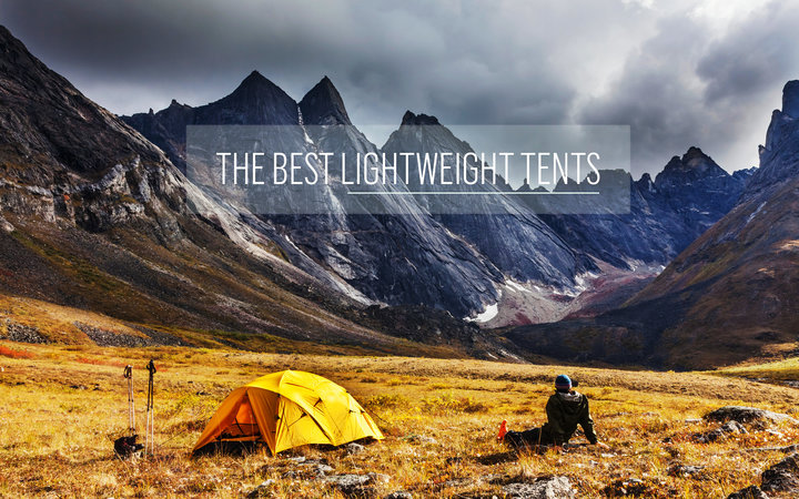 Lightweight Camping Tents