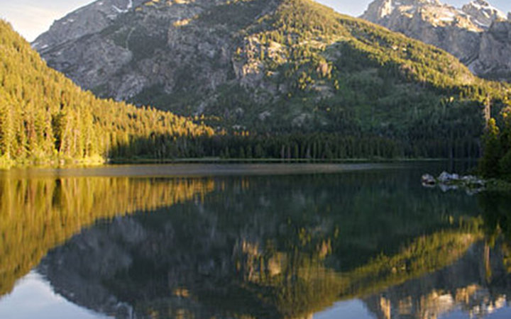 Top Five Lakes in Grand Teton National Park